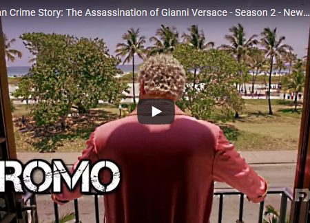 "American Crime Story 2: Versace – Teaser promo #16 – ""Villa"""