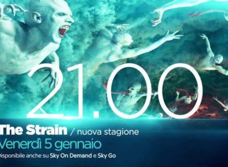 The Strain – La quarta ed ultima stagione dal 5 gennaio su FOX