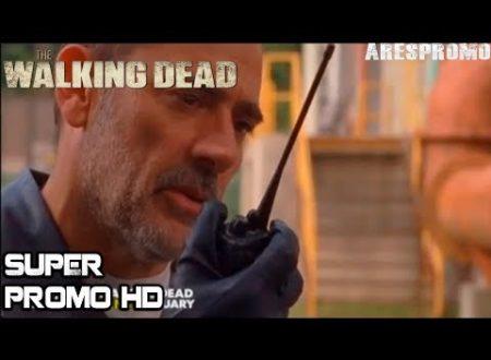 The Walking Dead – Promo SUB ITA 8×09
