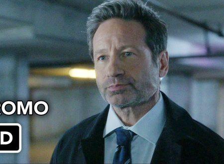 X-Files 11 – Promo – Parallel Universe