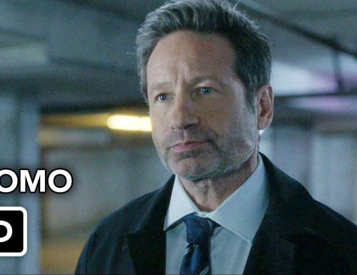 X-Files 11 – Promo – Parallel Universe