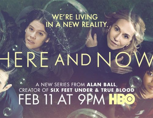 Here and Now – Promo e poster del nuovo show di Alan Ball