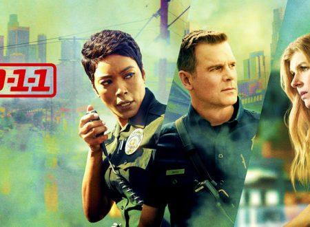 911 di Ryan Murphy rinnovato per una seconda stagione