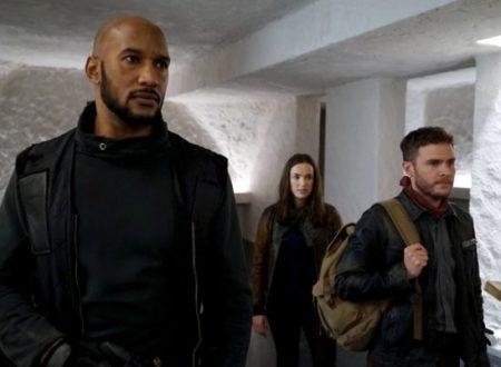 Marvel's Agents of SHIELD – Sinossi e promo SUB ITA 5×10 – Past life