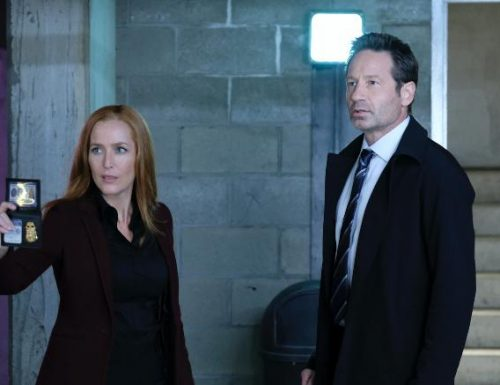 The X-Files – 11×04 – The Lost Art Of Forehead Sweat – Promo e foto promozionali
