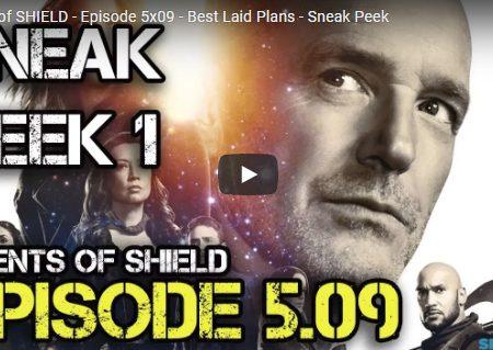 Agents of SHIELD – 5×09 – Best Laid Plans – Sneak peek