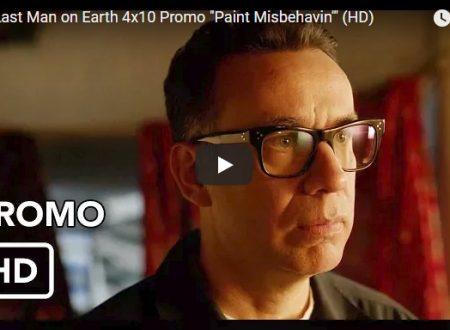 The Last Man on Earth – 4×10 – Paint Misbehavin' – Promo