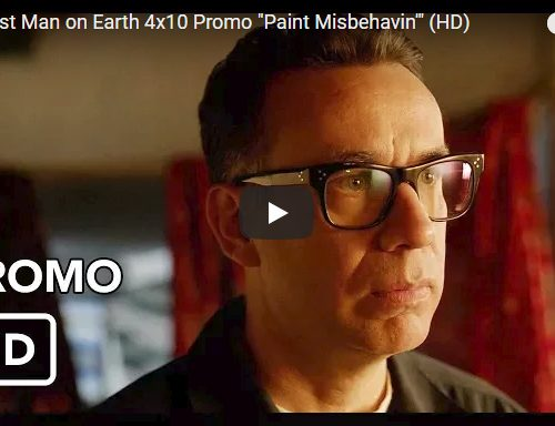 The Last Man on Earth – 4×10 – Paint Misbehavin' – Promo