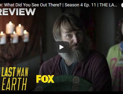 The Last Man on Earth – 4×11 – Promo