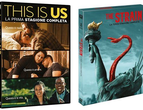 Le uscite seriali in DVD: This is US e The Strain