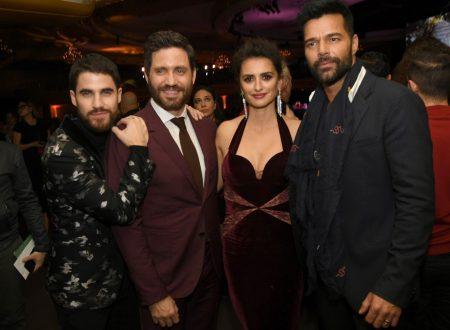 """Il cast di """"American Crime Story: L'assassinio di Gianni Versace"""" sul Red Carpet della premiere"""