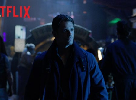 Altered Carbon – Trailer ufficiale italiano – Netflix