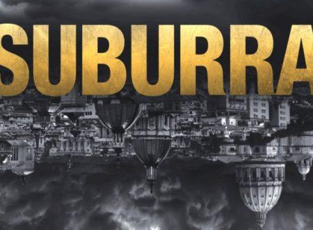 Suburra – Rinnovato per una seconda stagione da Netflix
