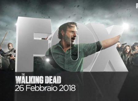 The Walking Dead 8 – Ecco il teaser italiano della seconda parte di stagione