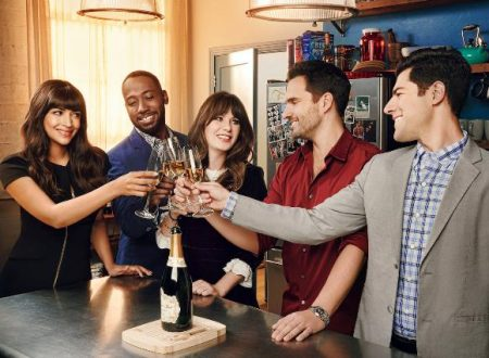 "New Girl 7 – Nuovo promo ""Friends To The End"""