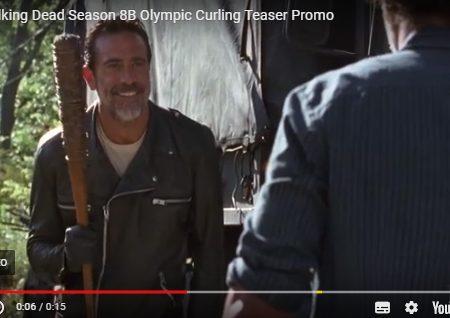 "The Walking Dead 8B – Promo ""Olympic Curling"""