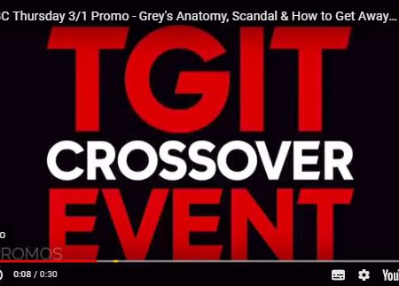 TGIT – Grey's Anatomy & Station 19, Scandal & How to Get Away with Murder Crossover Promo