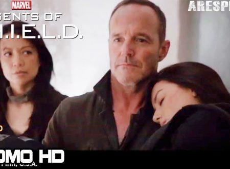 Marvel's Agents of SHIELD – Sneak peek SUB ITA 5×10 – 'Past Life'