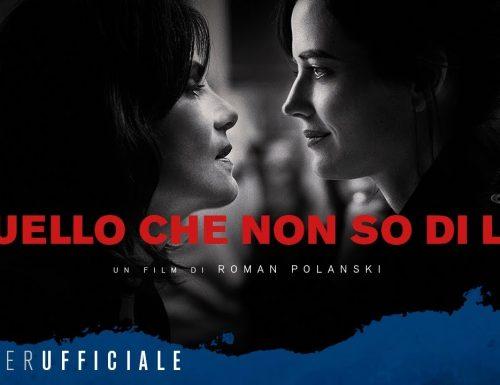 QUELLO CHE NON SO DI LEI (2018) di Roman Polanski – Trailer ufficiale italiano HD