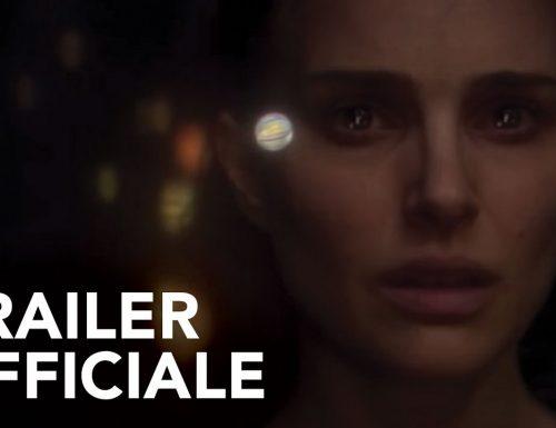 Annientamento – Trailer ufficiale del nuovo film con Natalie Portman di Netflix
