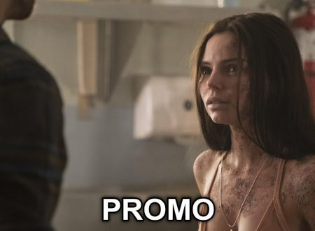 "Siren – Nuovo promo ""What If There's a New Predator?"""