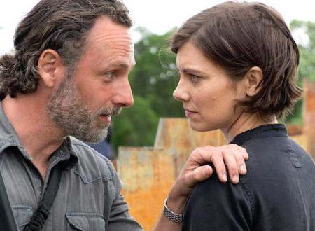 The Walking Dead: Lauren Cohan se ne andrà dopo l'ottava stagione? Forse no!