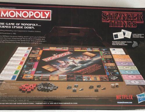 Stranger Things – Ecco dove acquistare il Monopoly a tema