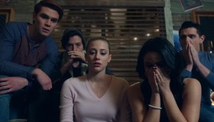 """Riverdale – Sottotitoli 2×12  """"Chapter Twenty Five: The Wicked and the Divine"""""""