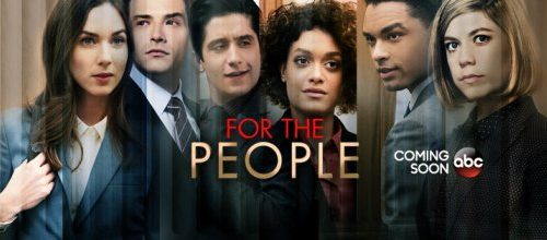 For the People – Ecco il promo del nuovo show di Shonda Rhimes su ABC