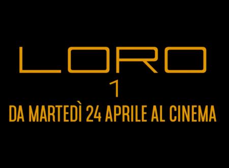 Loro – Trailer del nuovo film di Sorrentino diviso in due parti