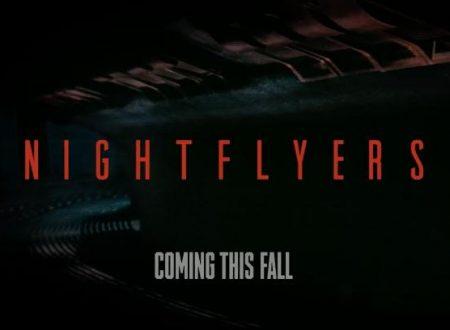 Nightflyers – Nuovo romanzo di George RR Martin che diventa serie tv