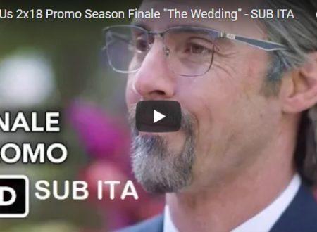 This is US – Promo SUB ITA 2×18 – The Wedding (Season Finale)