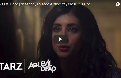 Ash vs Evil Dead – 3×04 – Unfinished Business – Sneak peek