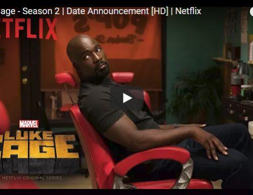 Luke Cage 2 – Annunciata la data, ecco il teaser promo