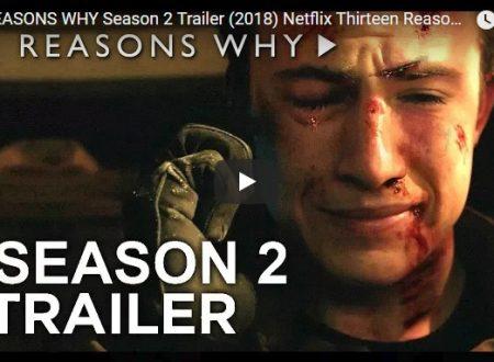 Tredici – 13 REASONS WHY – Fanmade trailer della seconda stagione