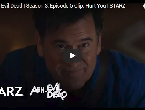 Ash vs Evil Dead – 3×05 – Baby Proof – Sneak peek