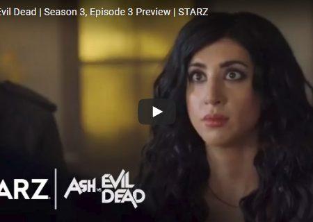 Ash vs Evil Dead – 3×03 – Apparently Dead – Promo