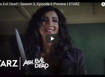 Ash vs Evil Dead – 3×06 – Tales From the Rift – Promo