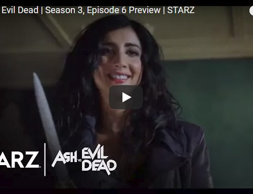 Ash vs Evil Dead – 3×06 – Tales From the Rift – Promo