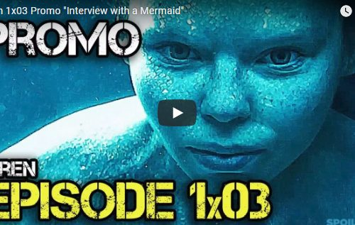 Siren – 1×03 – Interview with a Mermaid – Promo e foto promozionali