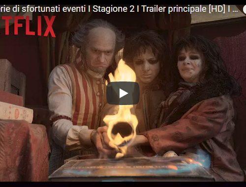 Una serie di sfortunati eventi I Stagione 2 I Trailer ufficiale