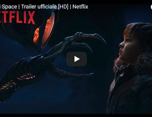 Lost in Space – Trailer ufficiale della nuova serie Netflix
