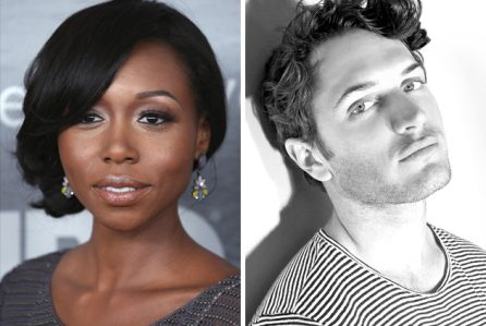 The Purge – Amanda Warren e Colin Woodell nel cast