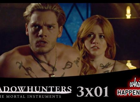 Shadowhunters – Sottotitoli 3×01 – On infernal ground