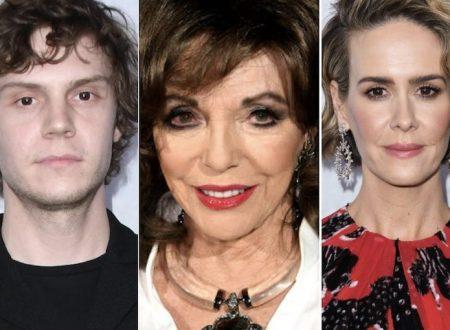 American Horror Story 8 – Rivelati i personaggi di Evan Peters e Joan Collins + Altri dettagli