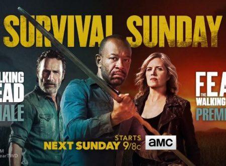 Fear The Walking Dead & The Walking Dead – Crossover Promo