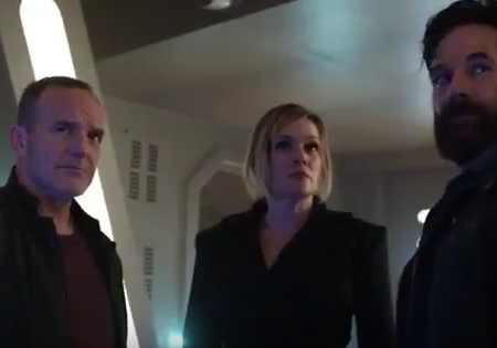 Agents of SHIELD – 5×20 – The One Who Will Save Us All – Promo