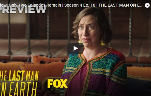 The Last Man on Earth – 4×16 – The Blob – Promo