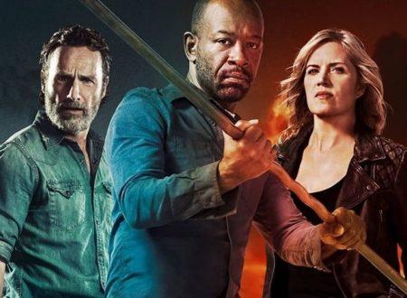 Promo SUB ITA del crossover tra The Walking Dead e Fear The Walking Dead