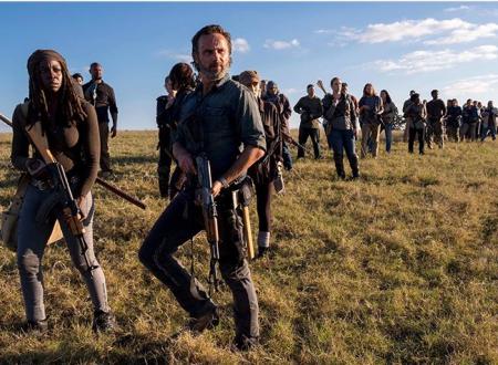 The Walking Dead – Sottotitoli 8×16 – Wrath (Season Finale)